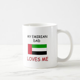 Mi PAPÁ de EMIRIAN me ama Tazas De Café
