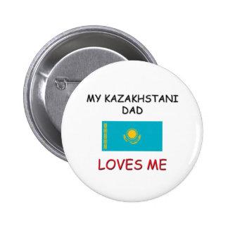 Mi PAPÁ de KAZAKHSTANI me ama Pins