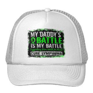 Mi papá del linfoma demasiado 2 de la batalla gorro