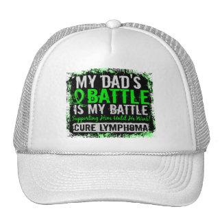 Mi papá del linfoma demasiado 2 de la batalla gorros