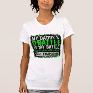 Mi papá del linfoma demasiado 2 de la batalla camisetas