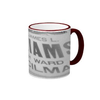 mi papá el demócrata tazas de café