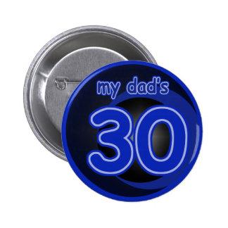 Mi papá es 30 pins