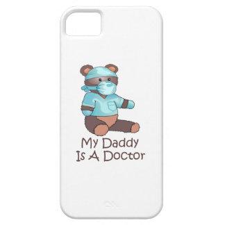 MI PAPÁ ES DOCTOR iPhone 5 Case-Mate PROTECTORES