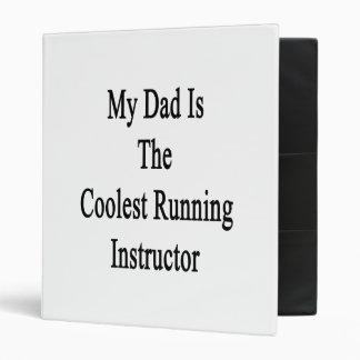 Mi papá es el instructor corriente más fresco