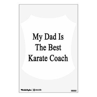 Mi papá es el mejor coche del karate