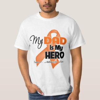 Mi papá es mi héroe - leucemia playera