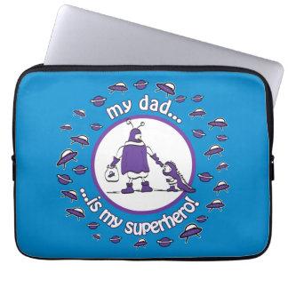 ¡Mi papá es mi super héroe! Manga Portátil