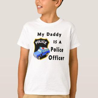 Mi papá es oficial de policía playera