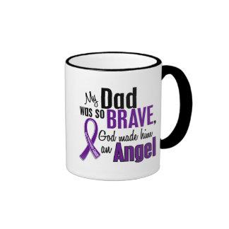 Mi papá es un cáncer pancreático del ángel taza
