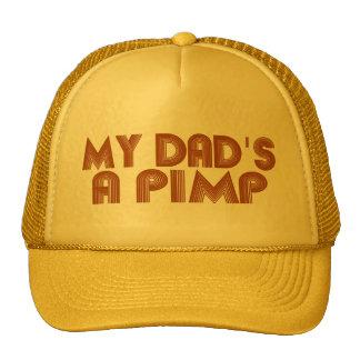 Mi papá es un chulo gorras