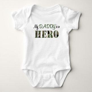 Mi PAPÁ es un HÉROE Body Para Bebé