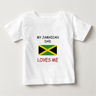 Mi PAPÁ JAMAICANO me ama Poleras