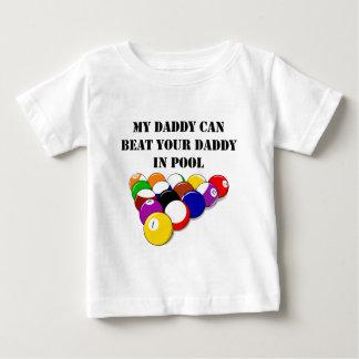 Mi papá puede batir a su papá en piscina playera