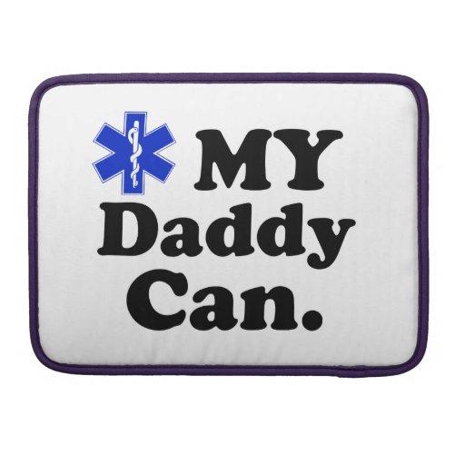 Mi papá puede. EMT Fundas Macbook Pro