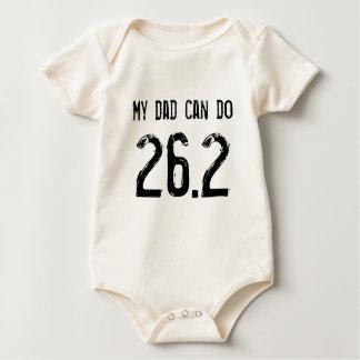 Mi papá puede hacer 26,2 -- ¿Puede el suyo? Mameluco