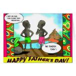 mi papá puede tarjeta de felicitación
