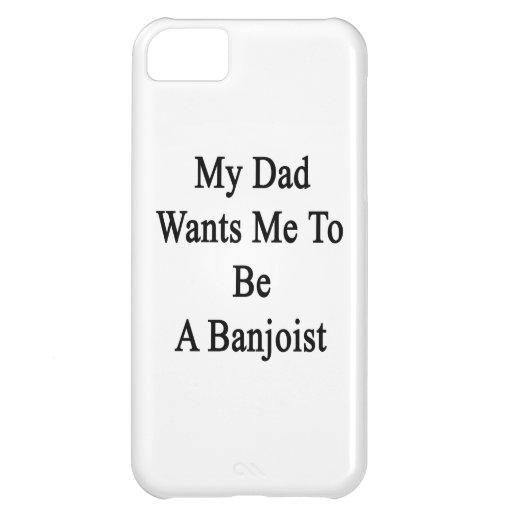 Mi papá quisiera que fuera Banjoist