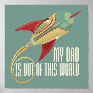 Mi papá Rocket Impresiones