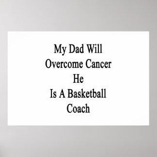 Mi papá superará al cáncer que él es un Coa del ba Poster