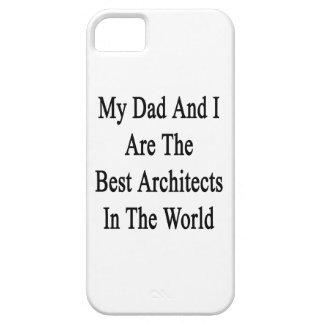 Mi papá y yo somos los mejores arquitectos del iPhone 5 carcasa