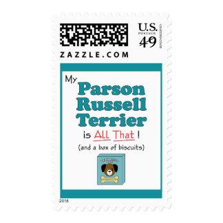 ¡Mi párroco Russell Terrier es todo el eso! Envio