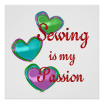Mi pasión de costura poster