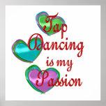 Mi pasión del baile de golpecito poster