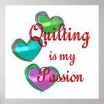 Mi pasión que acolcha posters