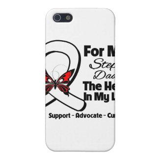 Mi Paso-Papá - conciencia del cáncer de pulmón iPhone 5 Fundas