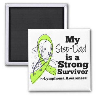 Mi Paso-Papá es un superviviente fuerte del Imán Cuadrado