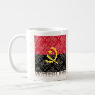 Mi patria Angola Taza