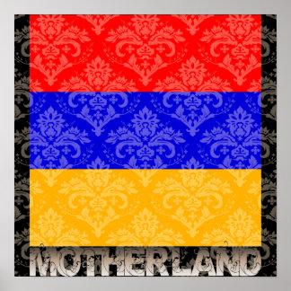 Mi patria Armenia Póster
