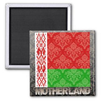 Mi patria Bielorrusia Imán Para Frigorifico