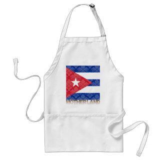 Mi patria Cuba Delantales