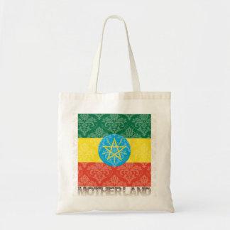 Mi patria Etiopía Bolsa Tela Barata