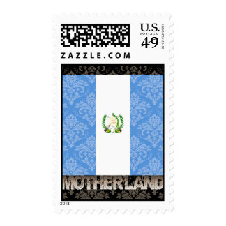 Mi patria Guatemala Timbres Postales
