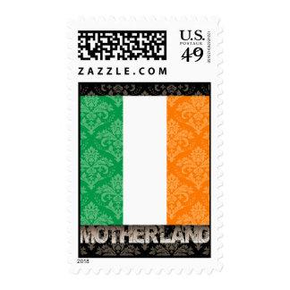 Mi patria Irlanda Sellos