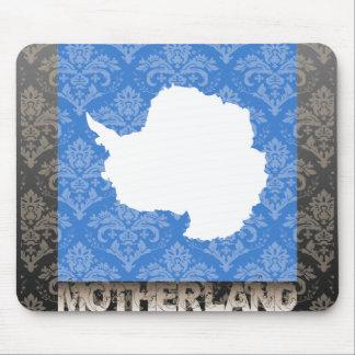 Mi patria la Antártida Tapete De Ratón