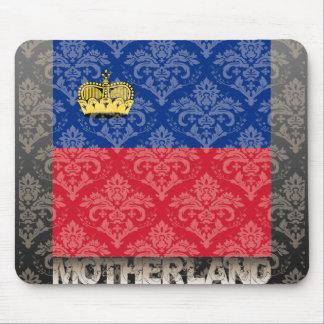 Mi patria Liechtenstein Alfombrillas De Ratón
