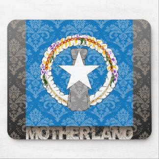 Mi patria Northern Mariana Islands Tapete De Ratón