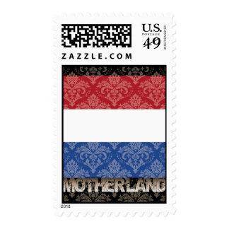 Mi patria Países Bajos Timbres Postales