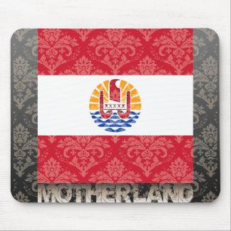 Mi patria Polinesia francesa Alfombrilla De Ratones