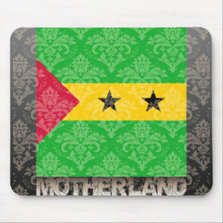 Mi patria Sao Tome and Principe Mouse Pads