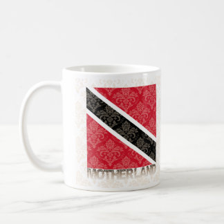 Mi patria Trinidad and Tobago Tazas
