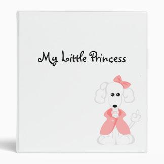 "Mi pequeña princesa Binder Carpeta 1"""
