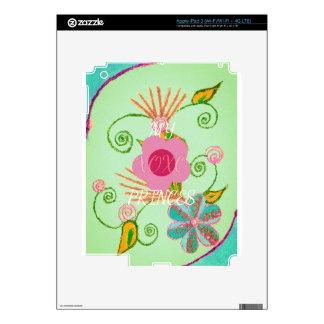 Mi pequeña princesa Design de XOXO Pegatina Skin Para iPad 3