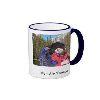 mi pequeña taza de café del yanqui