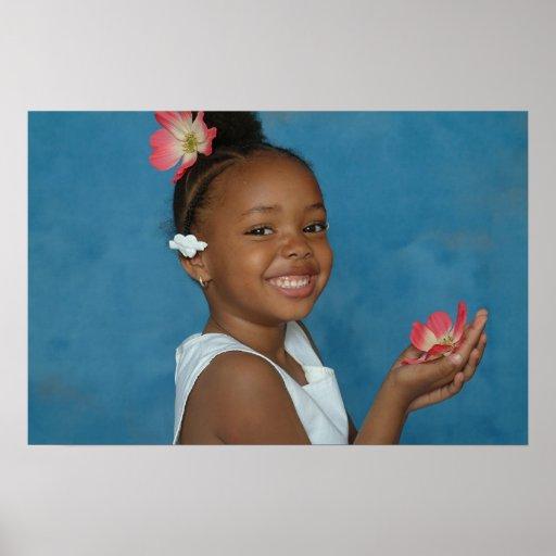 Mi pequeño ángel Anijah Impresiones