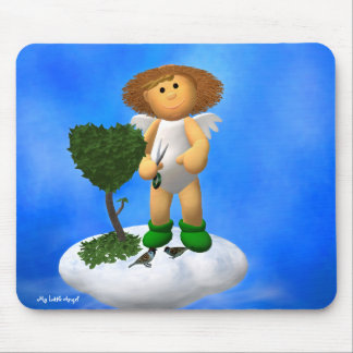 Mi pequeño ángel: Primavera Tapetes De Ratones